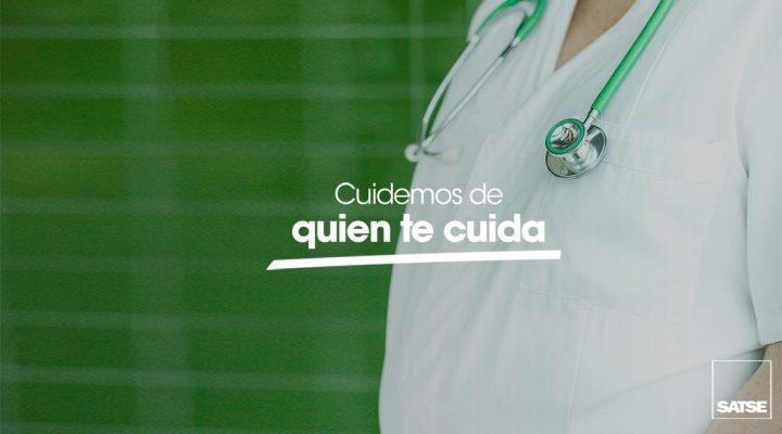 SATSE denuncia los riesgos de ser madre y enfermera en España