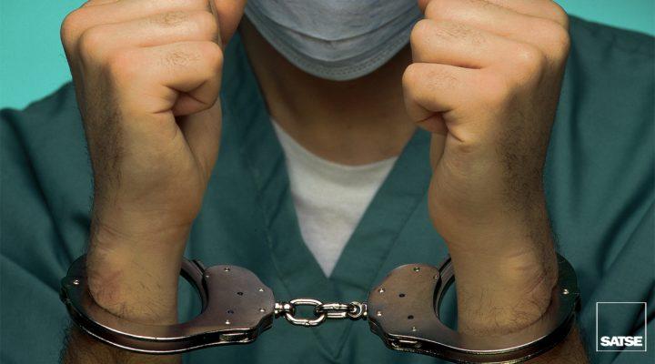 La trama del PP contra la Enfermería