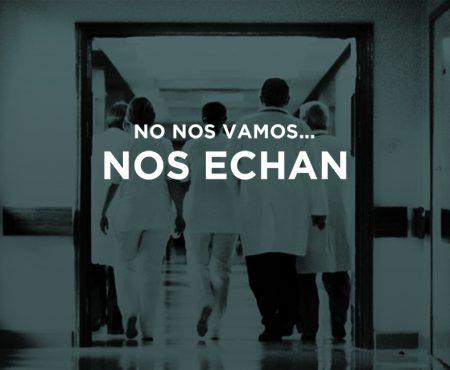 Más de 8.000 enfermeros sólo tienen una salida: emigrar