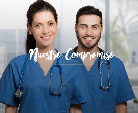 ¿Estudias Enfermería o Fisioterapia? Fórmate gratis