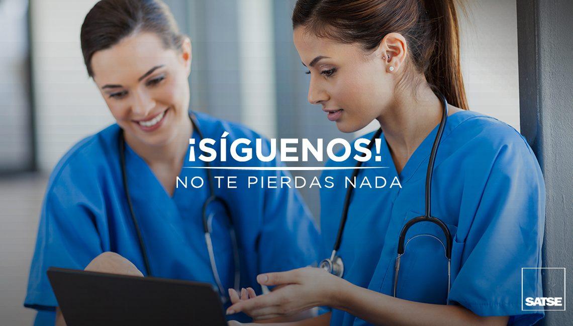 Sigue el Congreso Internacional de Enfermería minuto a minuto