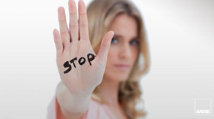 Ayúdanos y súmate al reto de #StopAgresiones