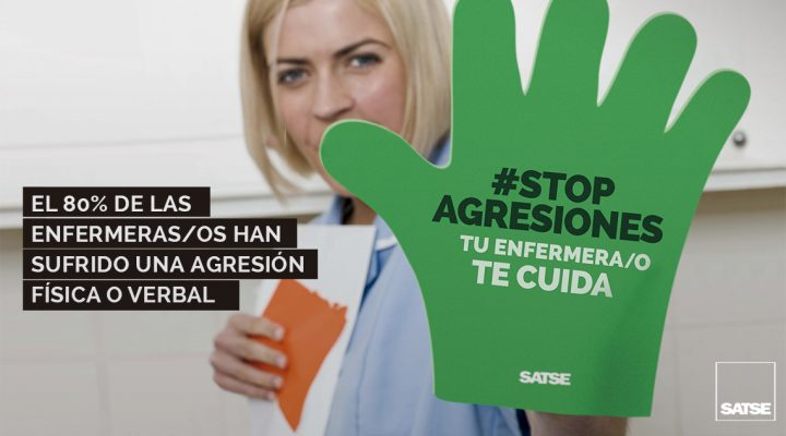 yúdanos y súmate al reto de #StopAgresiones