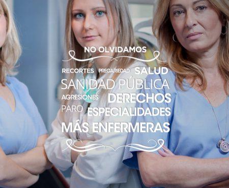 Tareas pendientes de la nueva ministra con las enfermeras y fisioterapeutas
