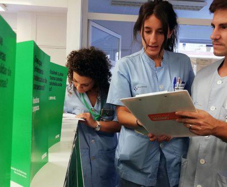 Arranca la recogida de firmas para lograr más enfermeras por ley
