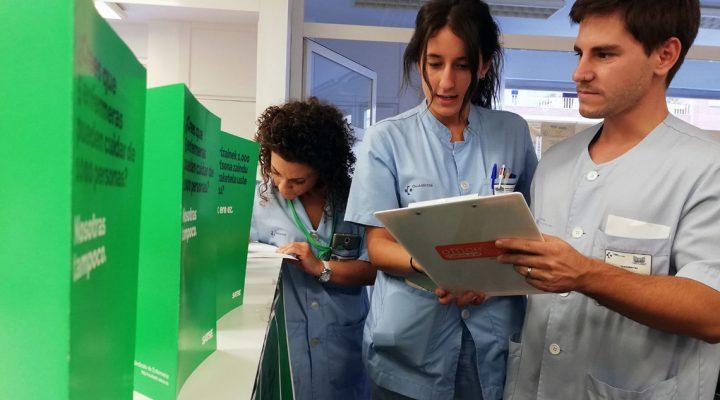 Arranca la recogida de firmas de SATSE para garantizar más enfermeras por ley
