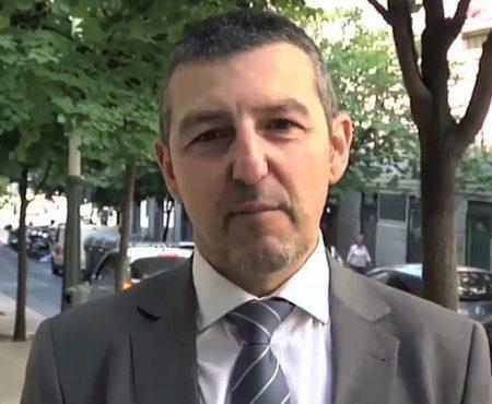Andoni Lorenzo se suma a la campaña de SATSE