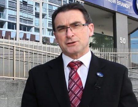 Australia apoya la campaña de SATSE