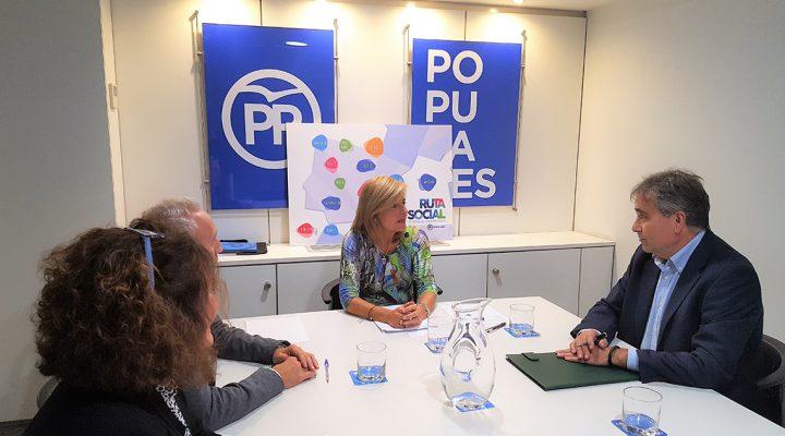 El PP ve con buenos ojos las iniciativas de SATSE para mejorar la seguridad del paciente y de los profesionales