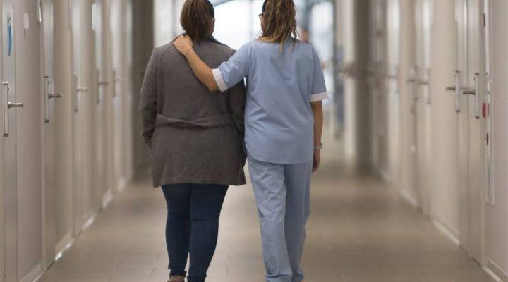 Enfermera especialista en Salud Mental