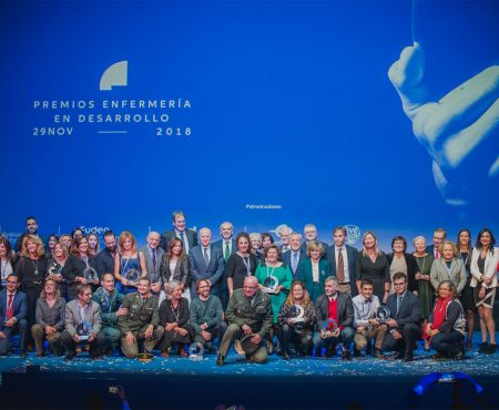 Premios Enfermería en Desarrollo 2018