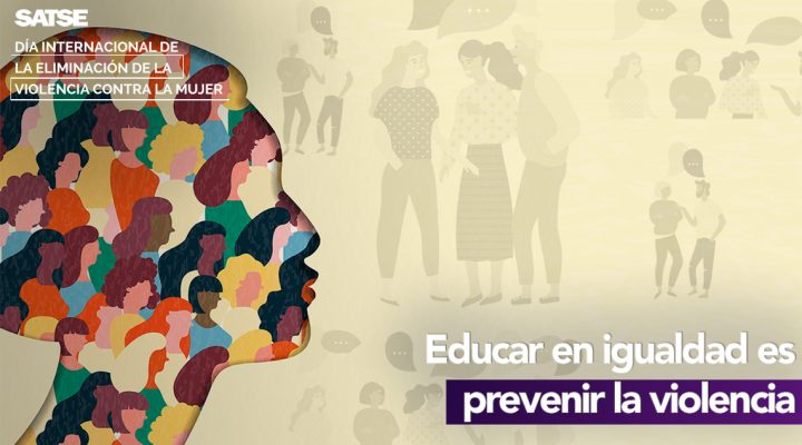 Día Internacional de la Eliminación de la Violencia contra la Mujer