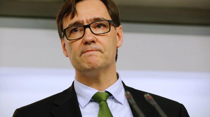 Salvador Illa, nuevo ministro de Sanidad