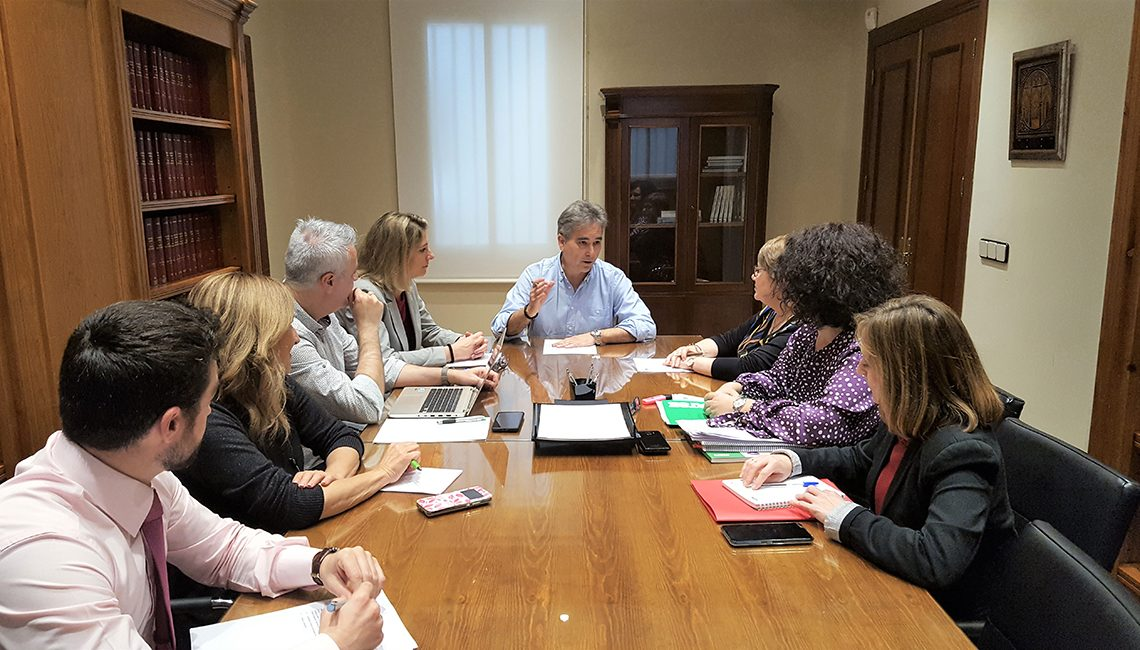 Comisión de Igualdad de SATSE