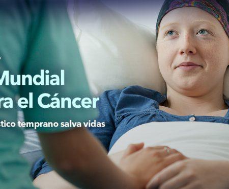 Día Mundial contra el Cáncer: El diagnóstico temprano salva vidas