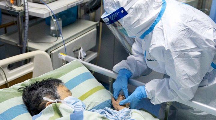 Enfermera china en Wuhan la zona cero del nuevo coronavirus
