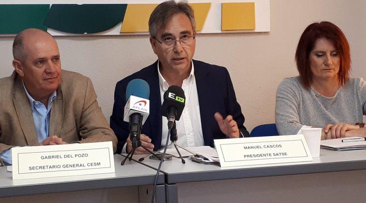 SATSE y CESM denuncian la actual situación de enfermeras y médicos de prisiones
