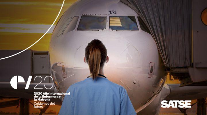 SATSE exige servicios de Enfermería en los aeropuertos