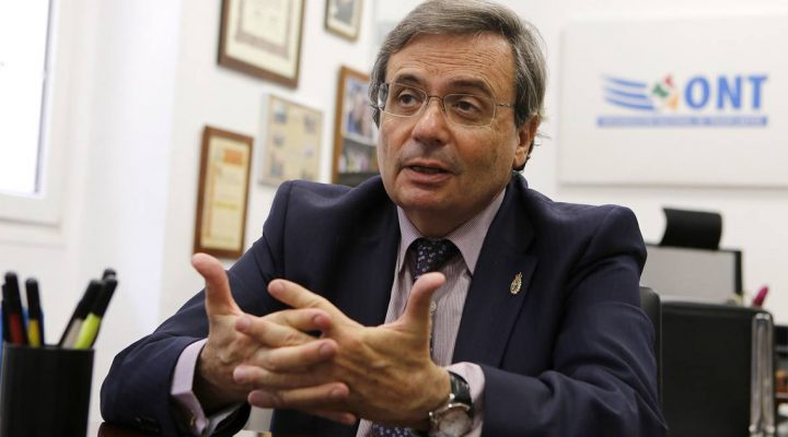 Rafael Matesanz, fundador de la Organización Nacional de Trasplantes (ONT)
