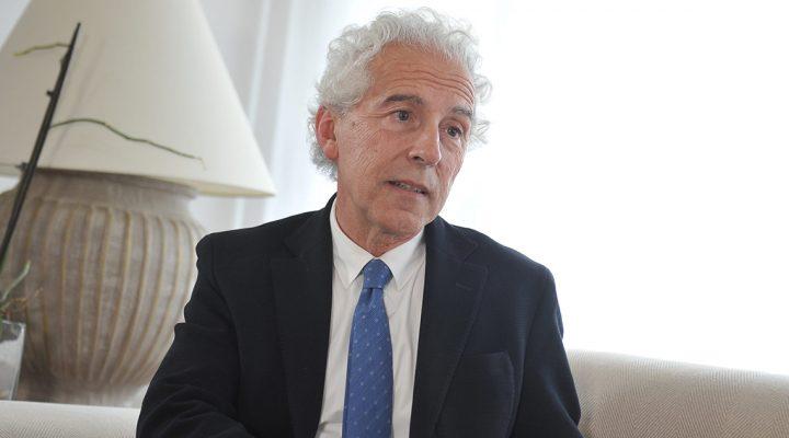 Ricardo Gómez Huelgas, presidente de la Sociedad Española de Medicina Interna (SEMI)