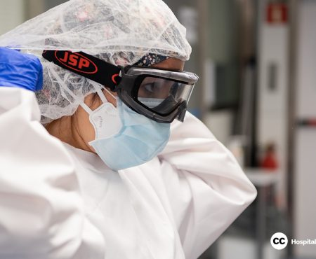 SATSE reclama el uso de mascarillas con más protección para los profesionales sanitarios