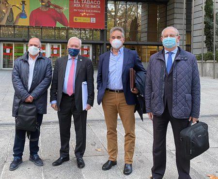 El Foro Profesional reanuda el diálogo con el Ministerio de Sanidad para trabajar en favor del SNS