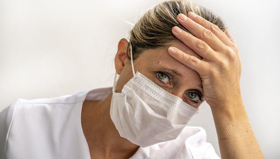 Empeora aún más la salud de las enfermeras y enfermeros en España