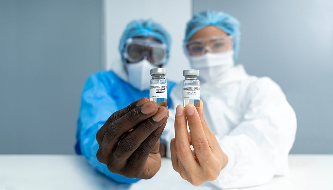 Enfermeras de todo el mundo nos unimos por un acceso justo y equitativo a las vacunas